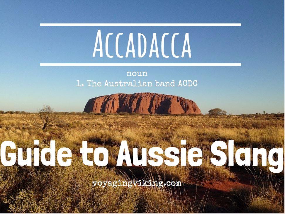 australian phrase