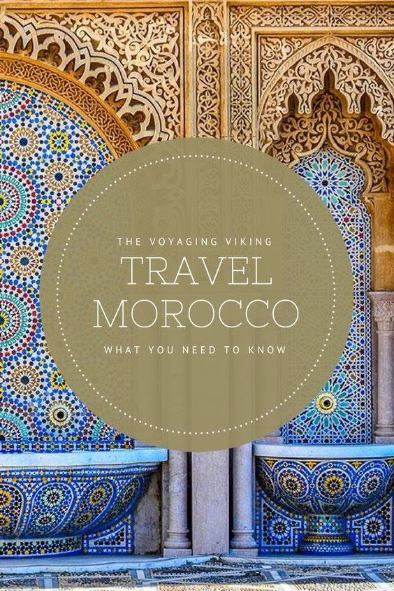 | Voyaging Viking | Traveling to Morocco: What you Need to Know