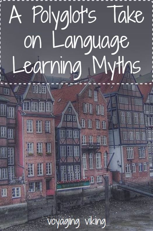 | Voyaging Viking | 10 Myths that Hinder Your Language Learning Goals