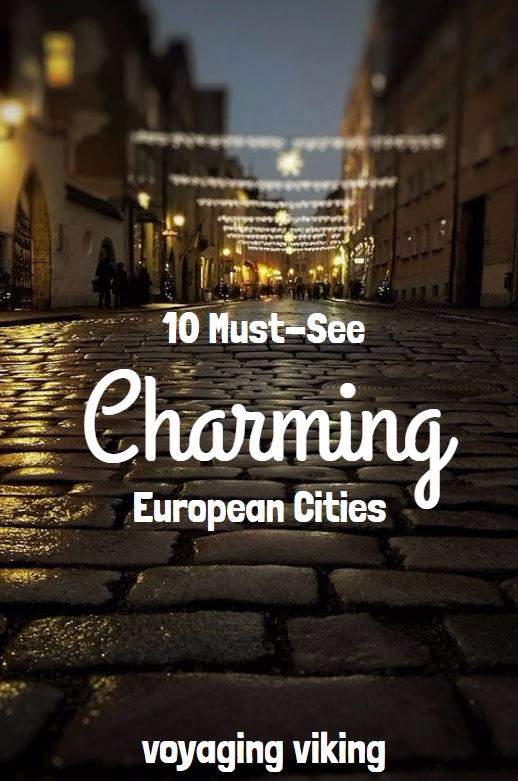 | Voyaging Viking | 10 Charming & Historic European Cities