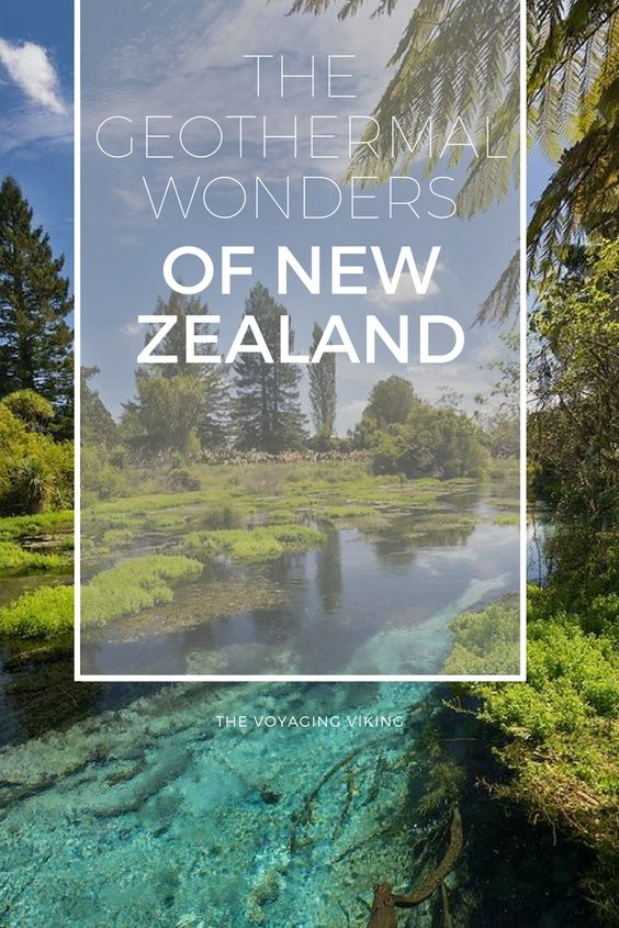 | Voyaging Viking | Exploring the Geothermal Wonders of New Zealand