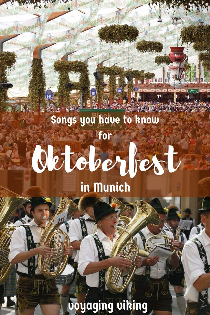 | Voyaging Viking | Oktoberfest in Munich: Songs You Have to Know