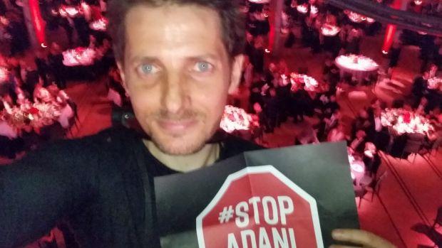 Adani Coal Mine Protest - Westpac