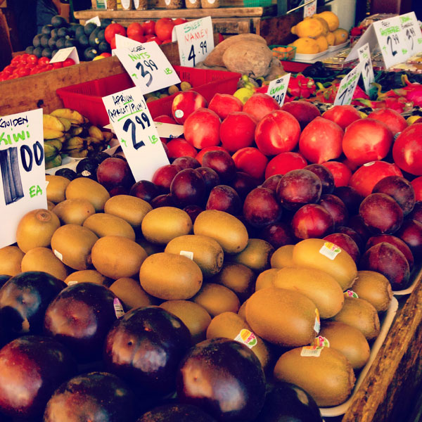 Fruit - Farmers Market Food & History Tour