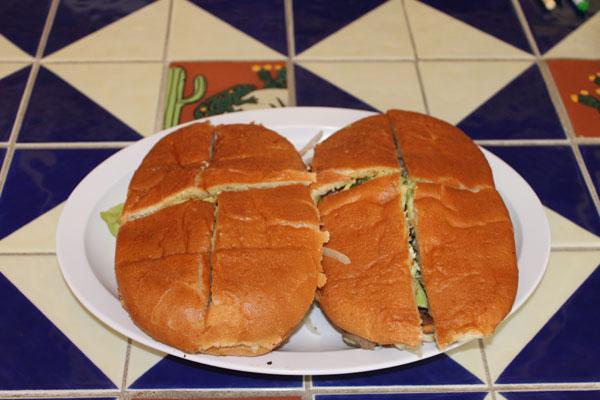 Torta -   Old Pasadena Food Tour