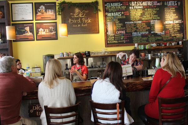 History Lesson  - Old Pasadena Food Tour