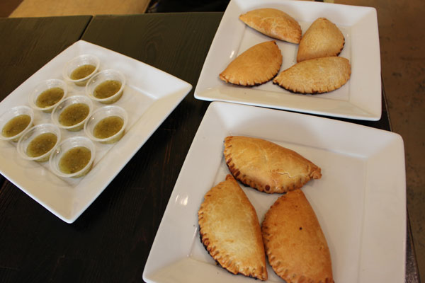 Empanadas - Old Pasadena Food Tour