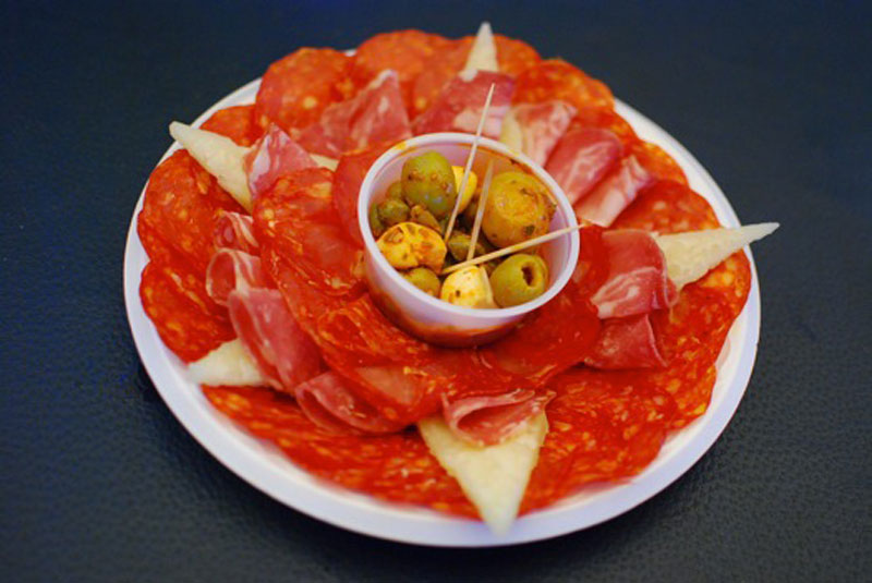 Meats and Cheese - La Española Meats VIP Tour