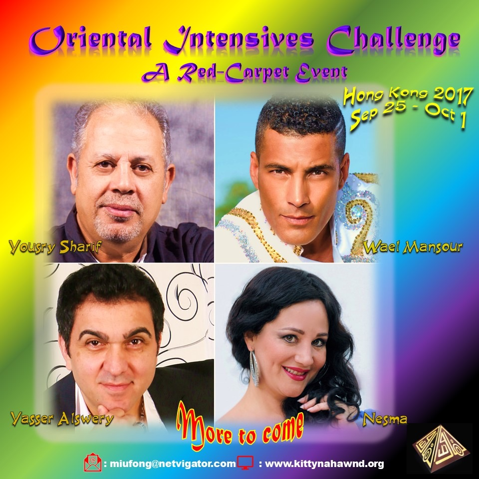 Oriental Intensives Challenge - A Red-Carpet Event