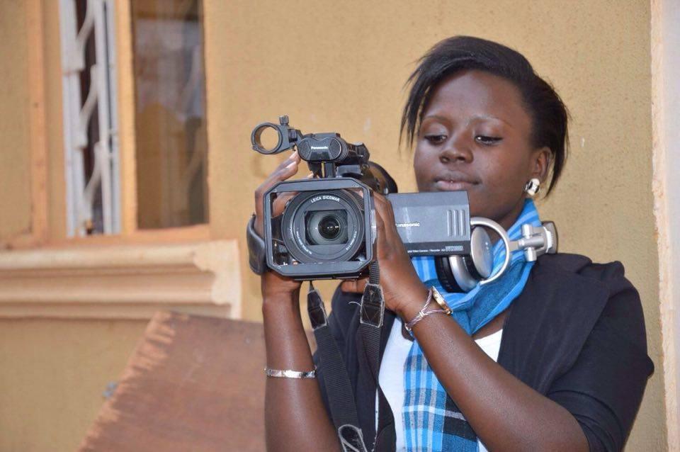 BBVI student filming