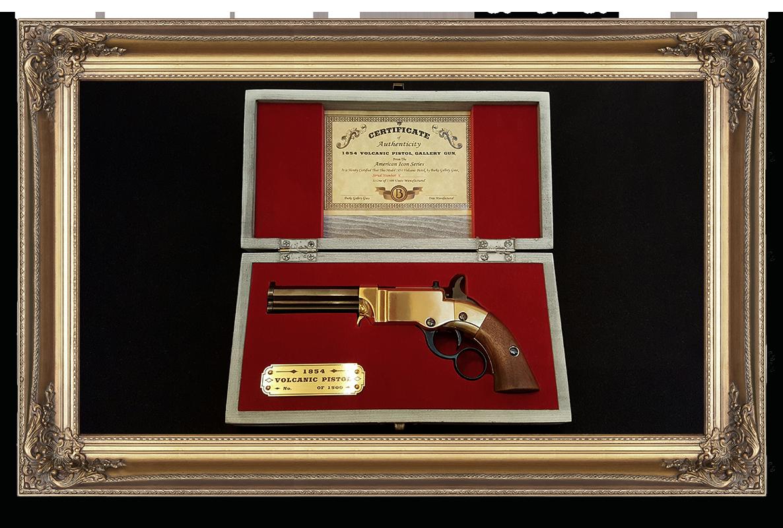 1879 TOMBSTONE GALLERY GUN
