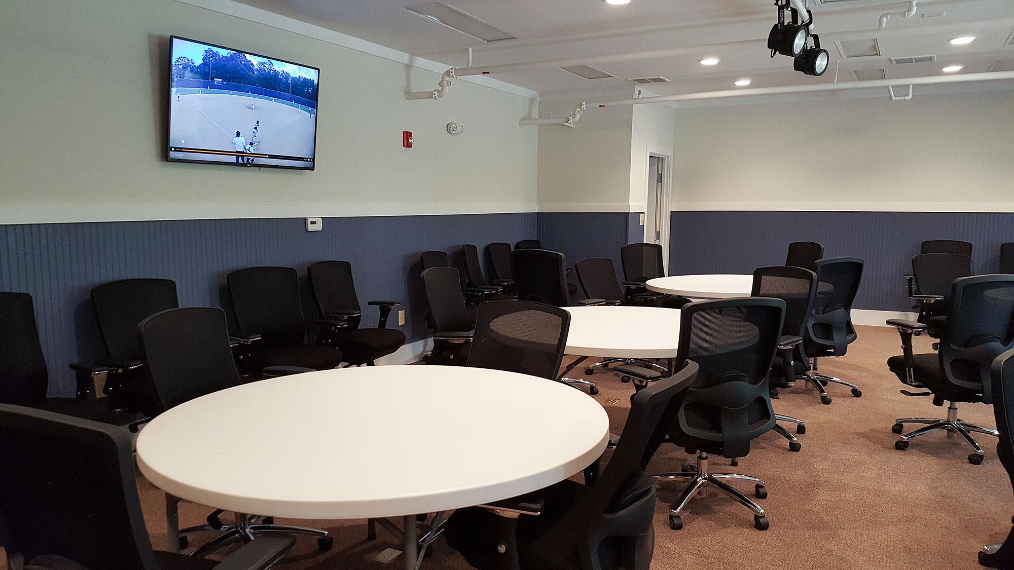Photo of classroom at White Columns at Kingston