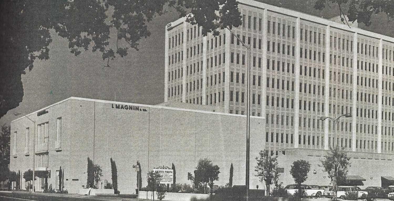 L Magnin building