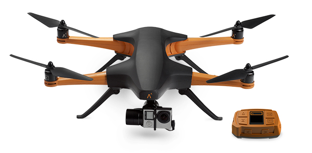 Staaker Auto-Follow Drone with tracker - Front