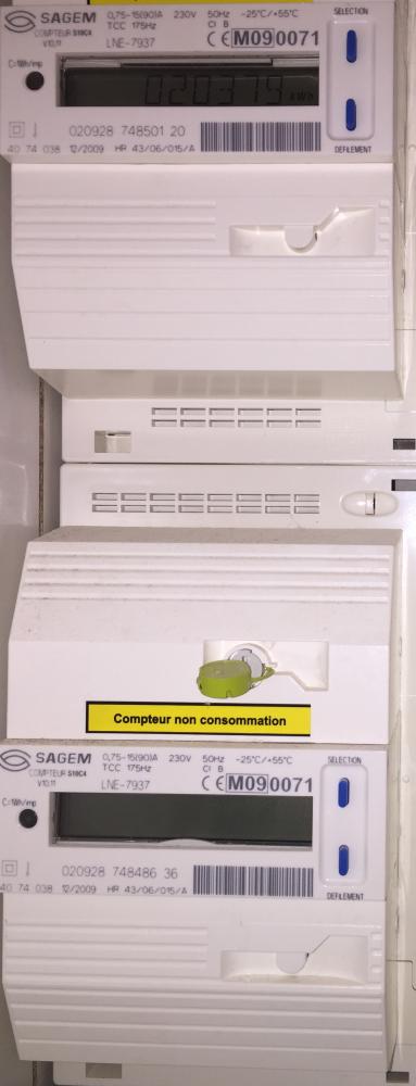 carport photovoltaïque en autoconsommation : le carport Ampera