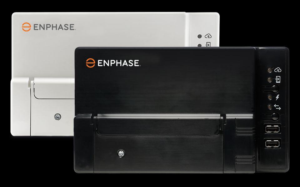 Envoy-S metered pour batterie AC