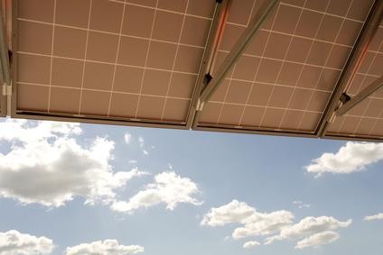 Brise-soleil photovoltaïque 3kw