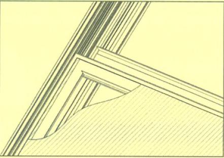 Montage panneau inférieur sur système IAB