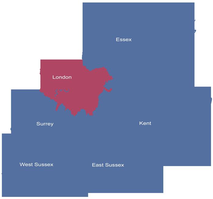 Aerial Tec Coverage Map