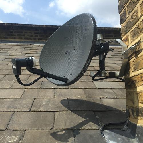 Roof  Loft Aerial  and Satellites