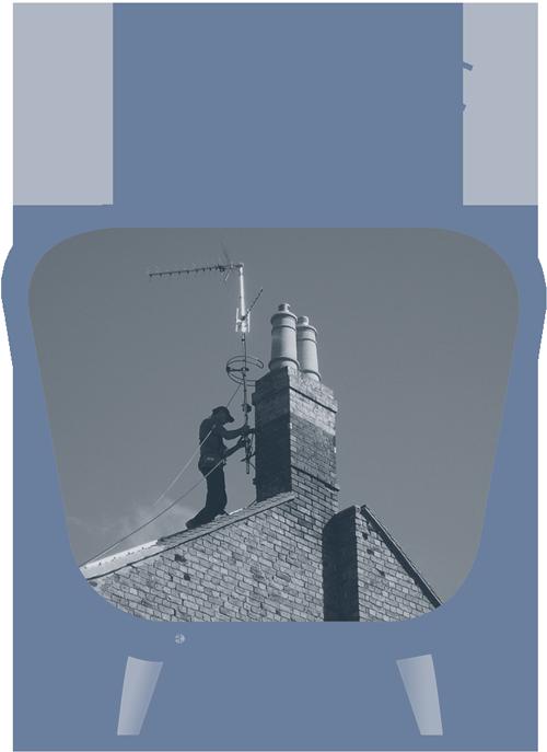 TV Aerial Services Icon