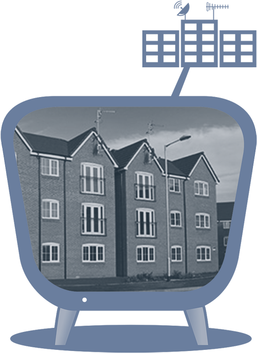 Communal TV Systems Icon
