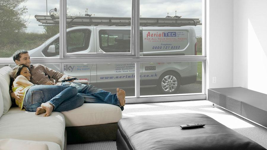 Smart Home Hero Image