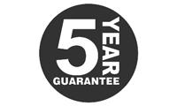 Aerial Tec 5 Year Warranty Icon