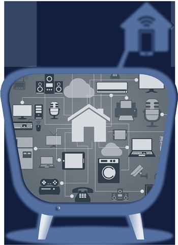 Smart Home Services Icon