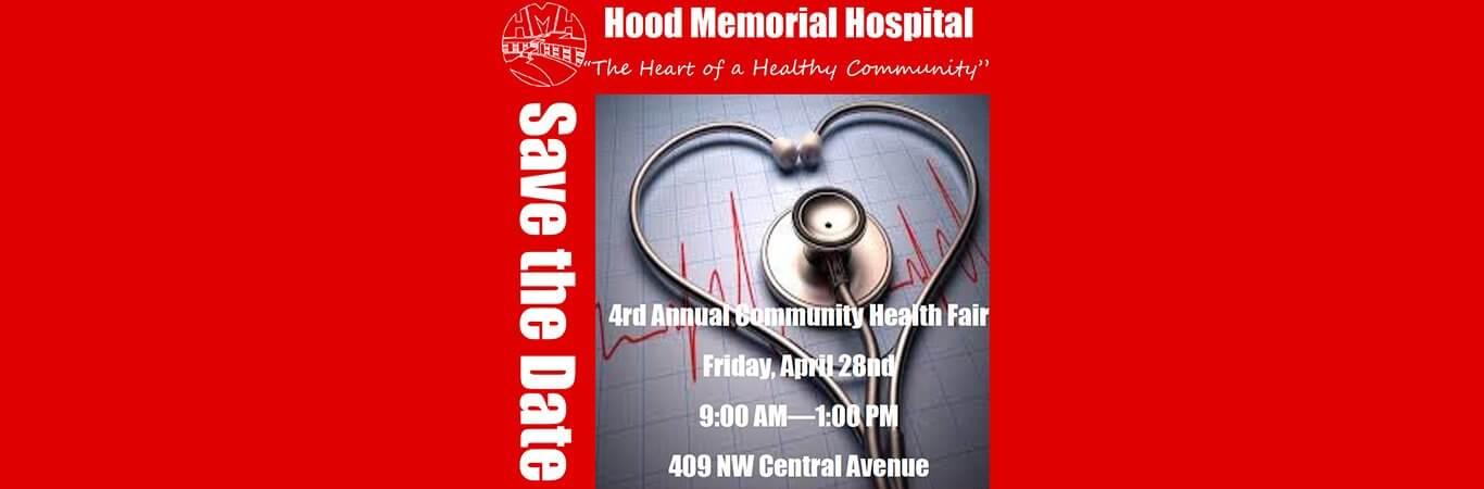 4th Annual Community Health Fair
