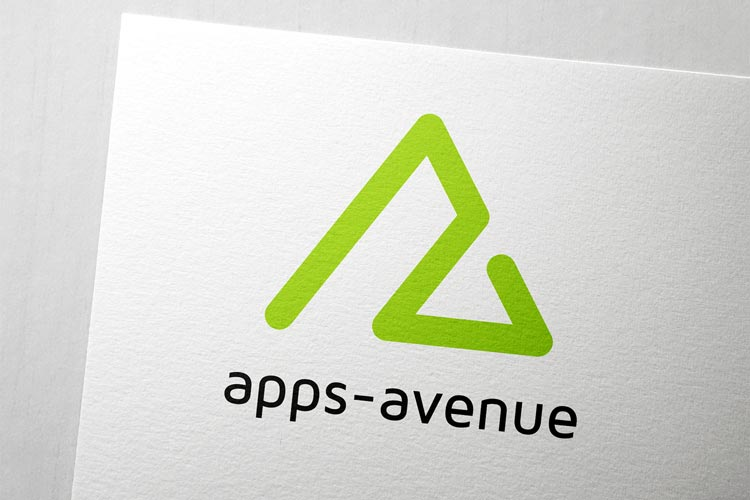 Corporate Identity für Apps-Avenue