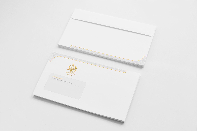Corporate Identity für German-Arabic Services