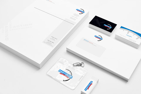 Corporate Identity für Fast-Club | experiences