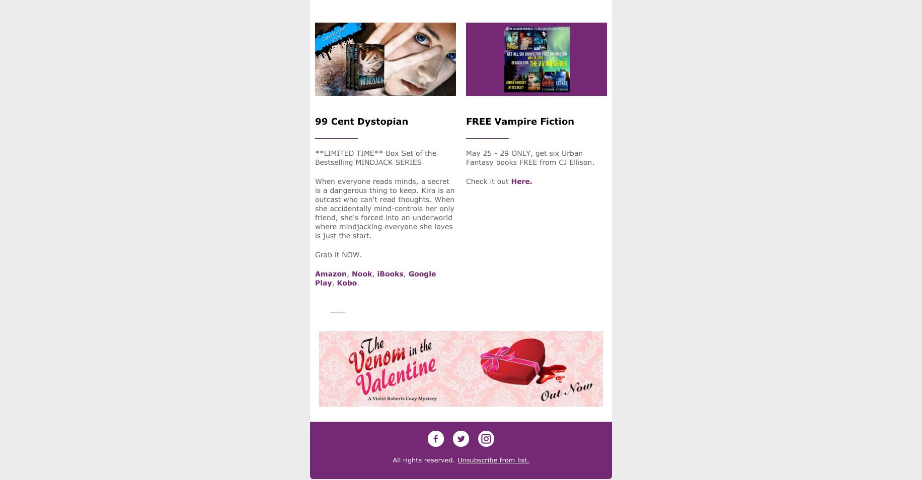 HTML Email | Newsletter