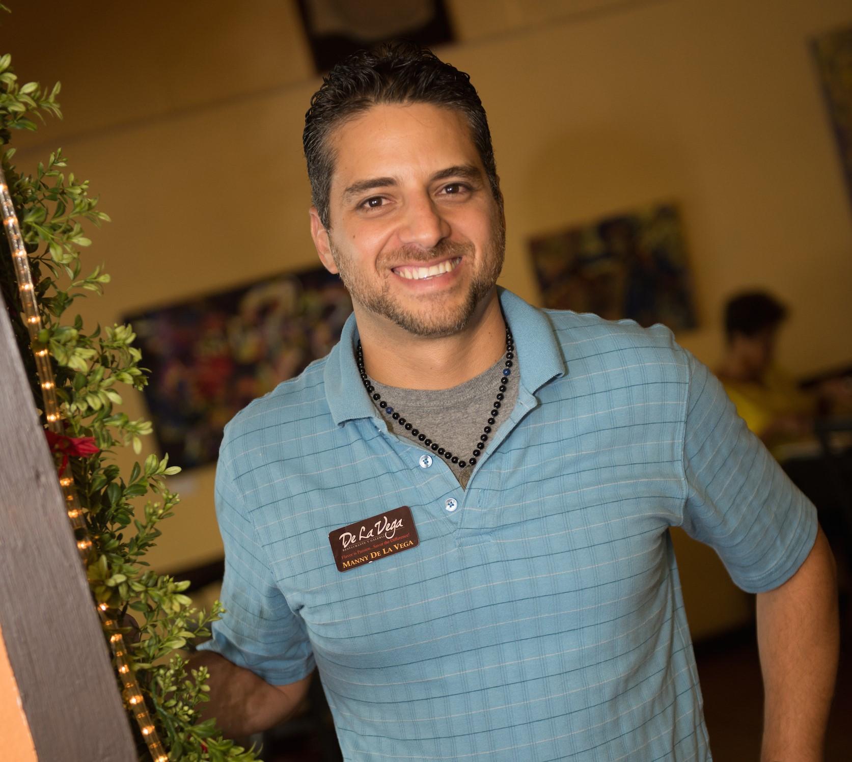 Manny De La Vega