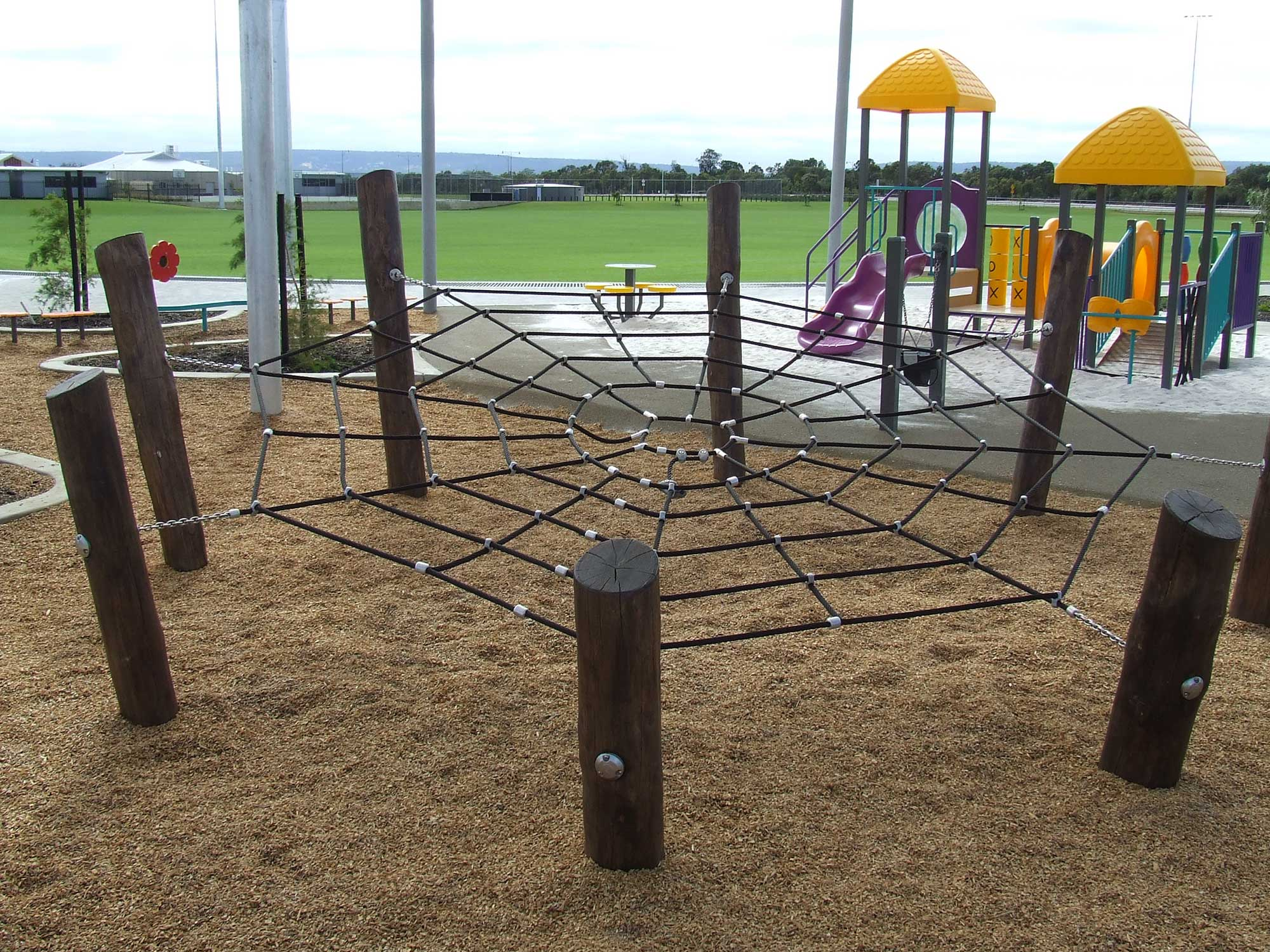 Custom designed playground solutions WA