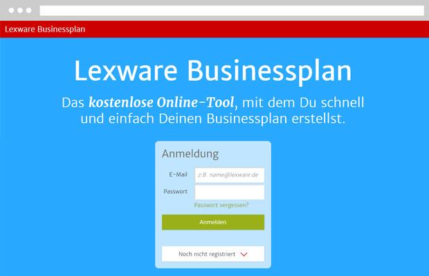 Businessplan-Software