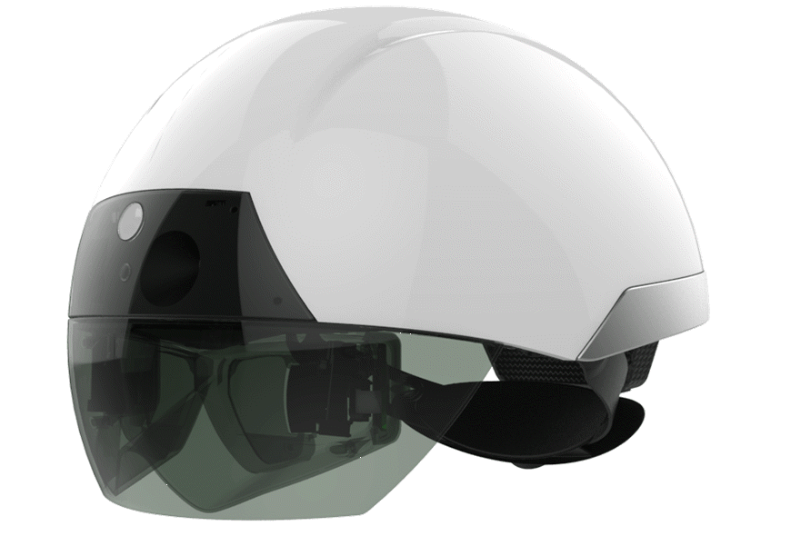 Helmet DAQRI