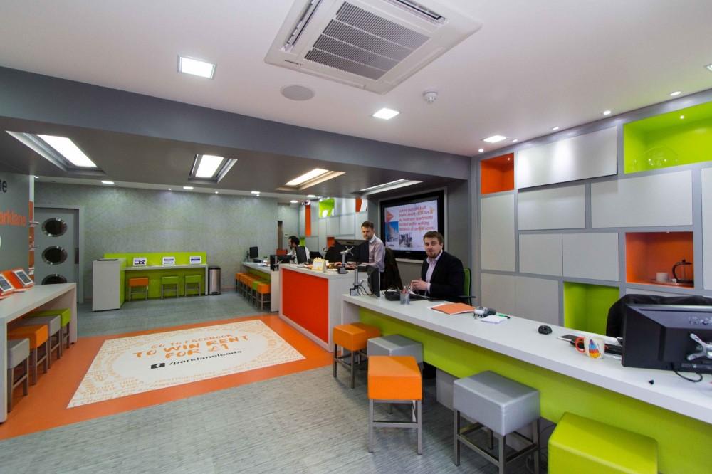 Parklane Properties Office - Interior