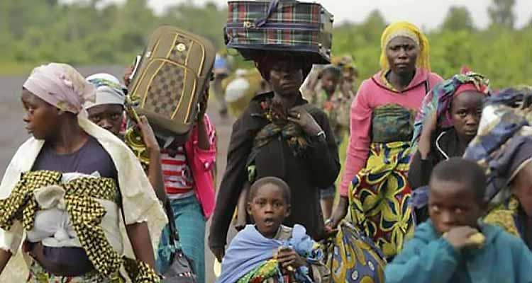 Refugiados congoleses recebem apoio de Médicos Sem fronteiras
