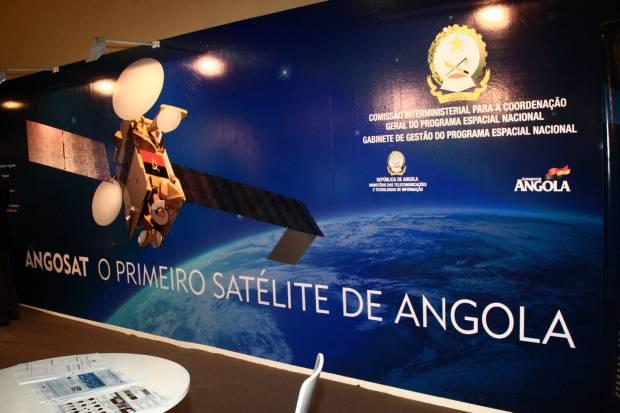 Angola vai lançar mais satélites até 2025