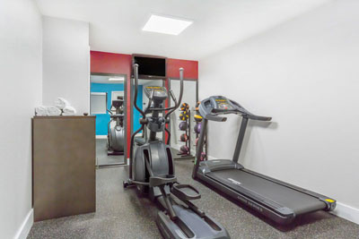 Ramada Monterey Fitness Center