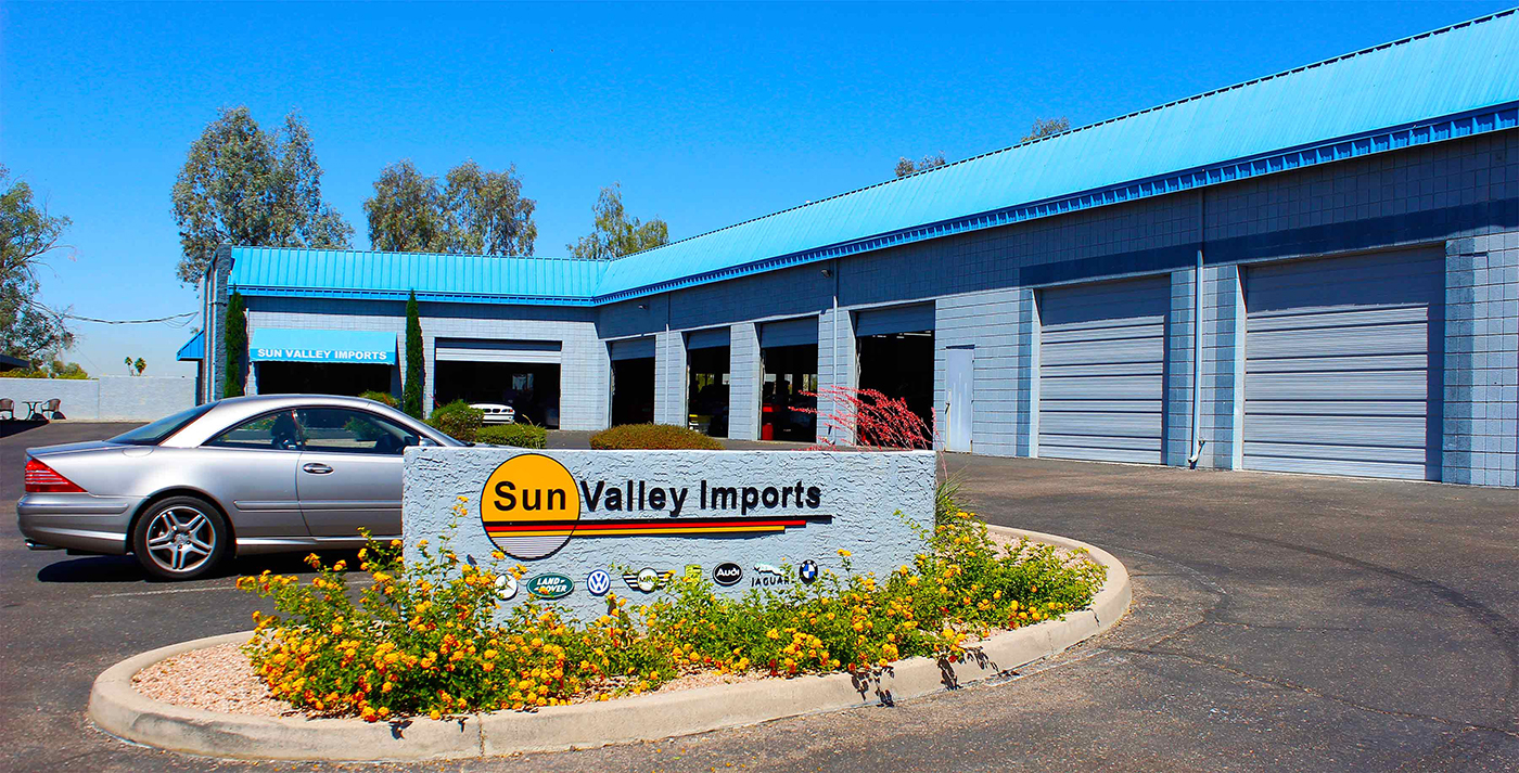 Street view Sun Valley Imports