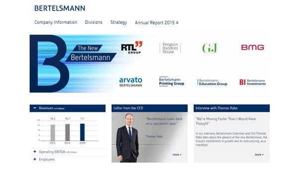 Bertelsmann (EN)