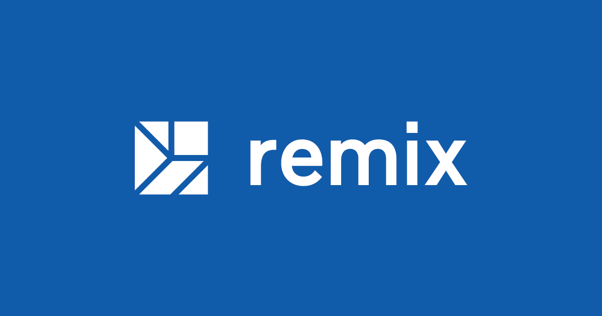 Remix: The platform for designing your city's