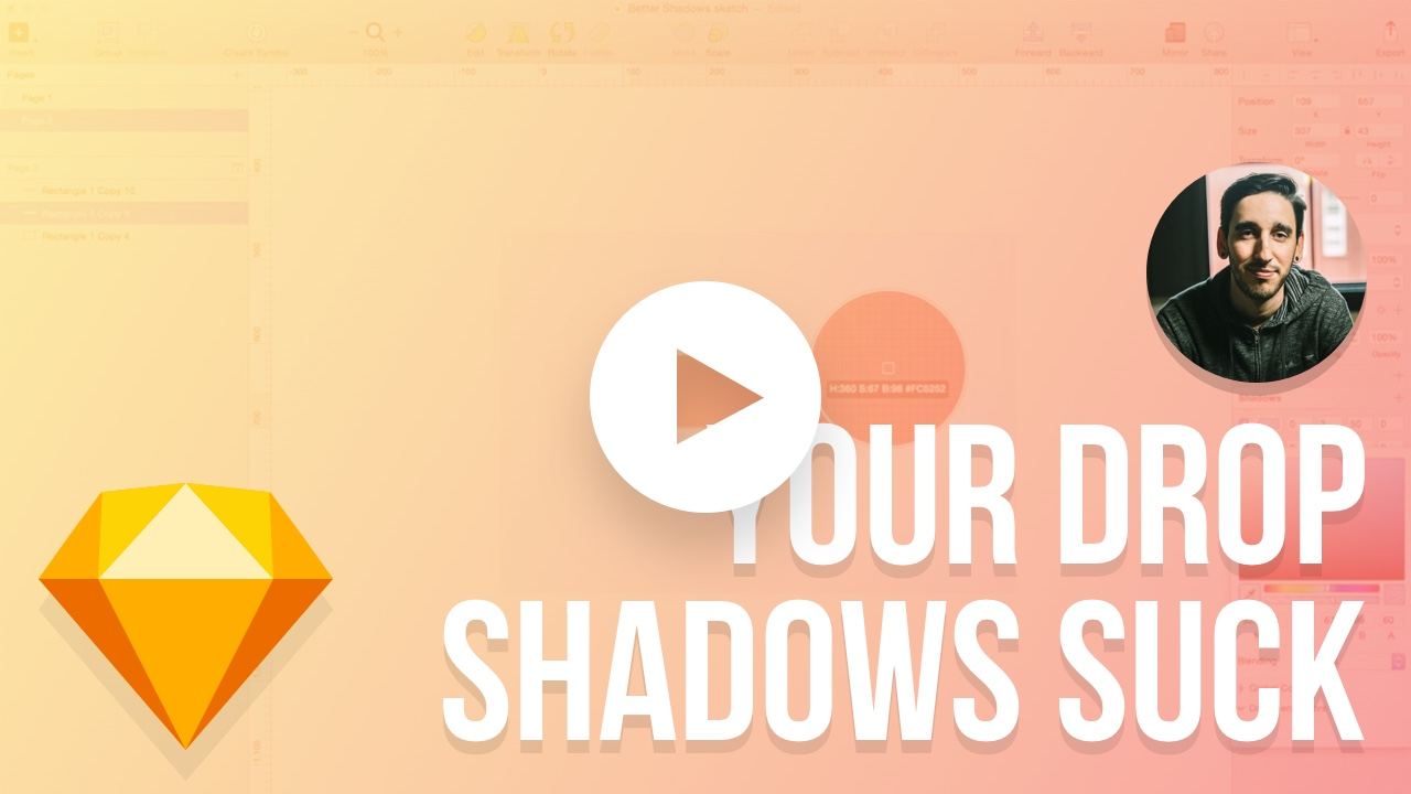 Why Your Drop Shadows Suck