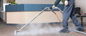 traditional carpet cleaning