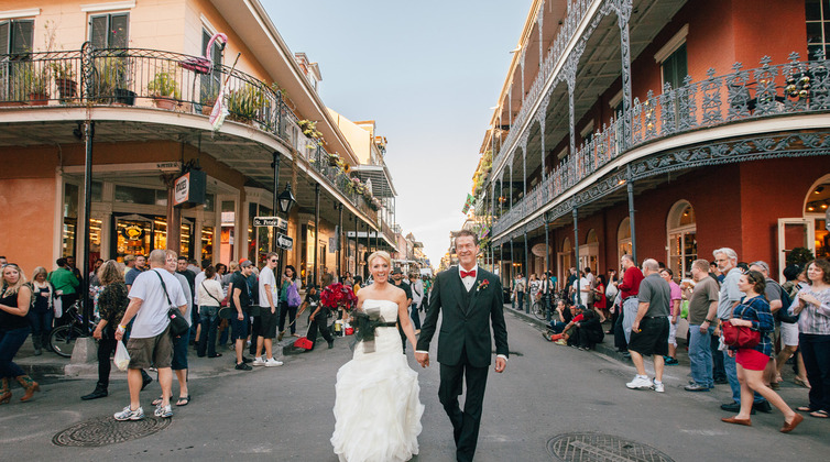 5 stunning french quarter wedding venues in new orleans borrowed 5 stunning french quarter wedding venues in new orleans junglespirit Choice Image
