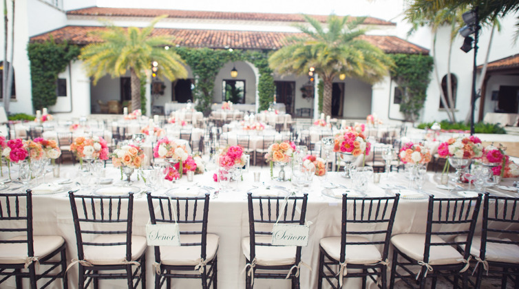 The Best of the Best Wedding Planners in Miami Borrowed Blue