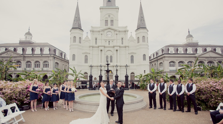 Best downtown wedding venues in new orleans borrowed blue best downtown wedding venues in new orleans junglespirit Choice Image